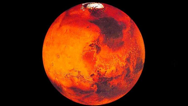 Marte y su apariencia rojiza ¿a qué se debe?