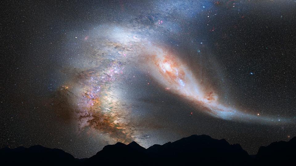 Tamaño de la Vía Láctea es más grande de lo que se creía